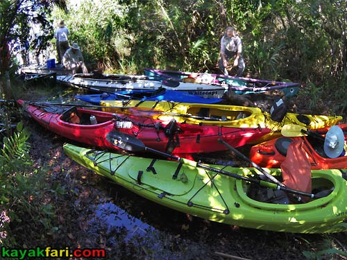 Flex Maslan kayakfari.com Bill Ashley Jungle Herman Lucerne backcountry Paurotis Pond kayakfari aerial Hells Bay canoe kayak trail everglades mangroves lard can