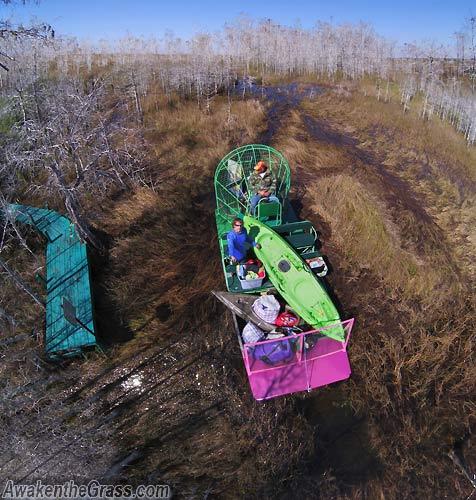 Flex Maslan Everglades aerial kayakfari grass Miccosukee paddle airboat 3A kayak sawgrass canoe dugout photo awakenthegrass love the everglades otter clan