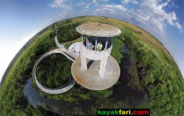 Flex Maslan kayakfari.com Everglades Shark Valley Tower photography aerial slough sawgrass awakenthegrass art landscape paddle willoughby