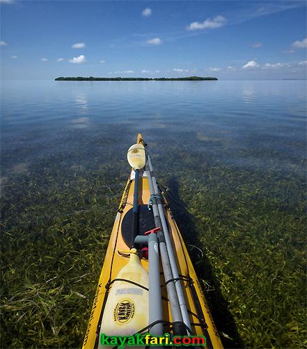 Flex Maslan Florida Bay paddle Kayak Everglades photography kayakfari nooner rabbit keys flamingo grass turtle