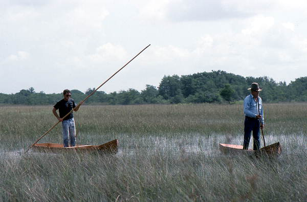 Flex Maslan Everglades aerial kayakfari grass Miccosukee paddle airboat 3A kayak sawgrass canoe dugout photo awakenthegrass 1992