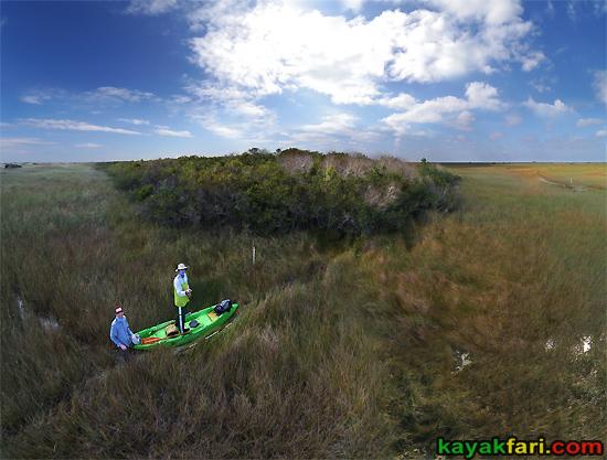 Flex Maslan kayakfari awakenthegrass kayak shark valley everglades aerial tree hammock seagrape sawgrass willoughby key 1898