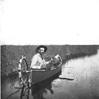 Hugh L Willoughby kayakfari awakenthegrass Flex Maslan kayak shark book across the everglades hammock seagrape sawgrass 1898