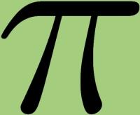 symbol kayakfari number pi pixels everglades green