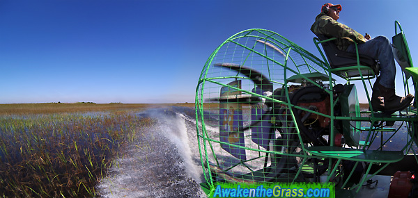 Flex Maslan Everglades airboat kayakfari Miccosukee island hammock Photography sawgrass kayak pole panorama wca 3a grass paddle
