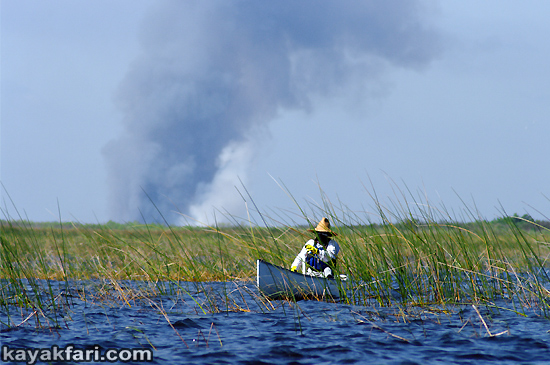 Flex Maslan Miami River art kayakfari photography kayak Everglades canoe paddle Grass florida canal okeechobee biscayne ships