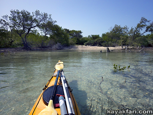 flex maslan kayakfari Marvin Keys sandbar kayak beach paddle sugarloaf backcountry bay coral reef photography camping