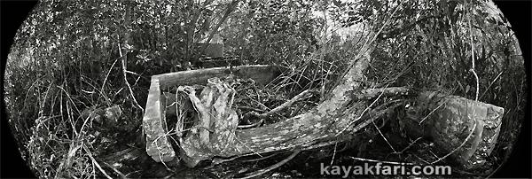 Flex Maslan kayakfari Liquor Still Bay everglades moonshine totch brown 10000 islands ten thousand art prohibition gladesmen history chokoloskee