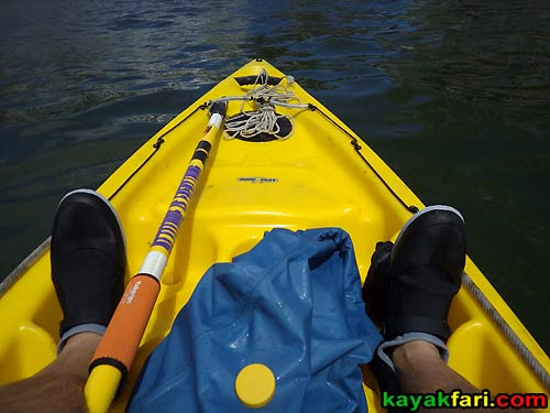 Flex Maslan kayakfari RedBull Flugtag Miami kayak feet downtown biscayne bay florida paddle photography sit on top