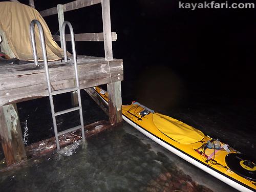 Flex Maslan kayakfari eclipse lunar supermoon high tides chickee kayak johnson keys photography everglades Florida bay bloodmoon flood