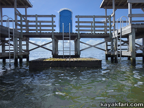 Flex Maslan kayakfari eclipse lunar supermoon high tides chickee kayak johnson keys photography everglades Florida bay platform