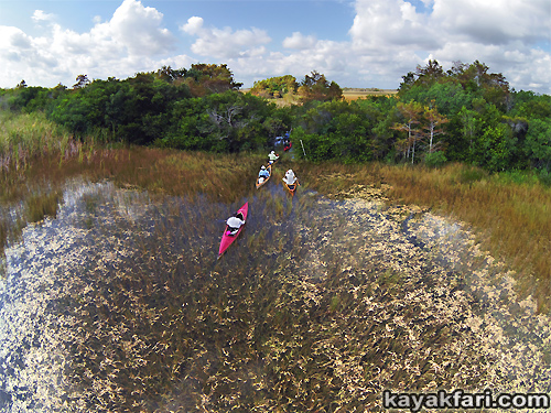 Flex Maslan Taylor Slough kayakfari everglades photography River of grass paddling kayak canoe craighead pond airboat trail florida aerial