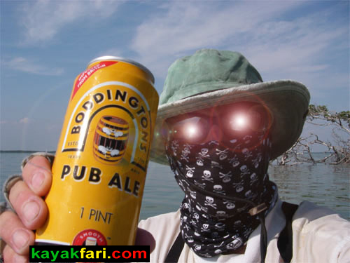Flex Maslan Everglades kayakfari ranger led pour beer kayak grass paddle photography tour humor florida bay