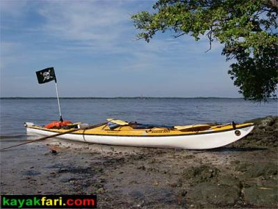 Flex Maslan kayakfari Seda Glider kayak review adventure Everglades tour banana boat Florida camping photography tech 24 years ownership