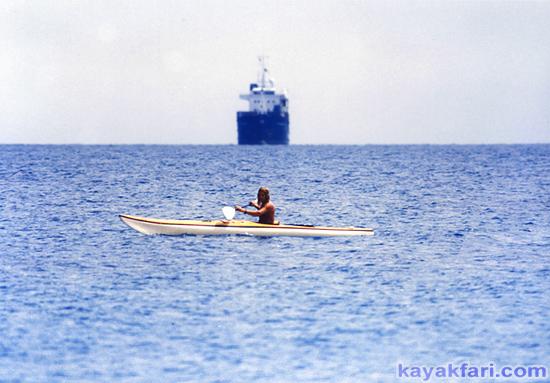 Flex Maslan kayakfari Banana Boat kayak photography everglades adventure Seda Glider camp tour Florida Bay 1000mm lens 1992