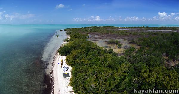 Flex Maslan kayakfari cuban cigar everglades smoke kayak rasta camp adventure 420 sun moon nest keys florida bay buff vapor aerial photo