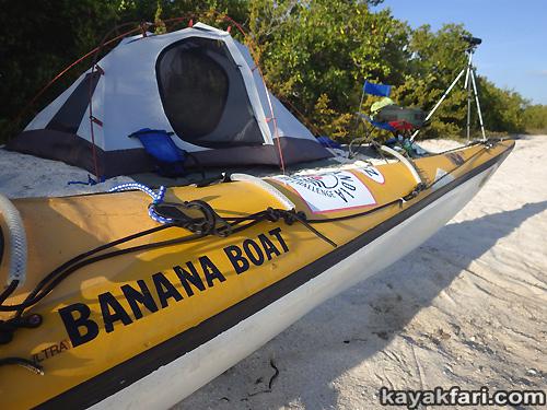 Flex Maslan kayakfari cuban cigar everglades smoke kayak rasta camp adventure 420 sun moon nest keys florida bay buff vapor banana boat seda glider