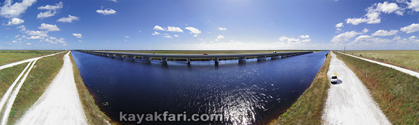 Flex Maslan Shark River Slough Everglades photography skyway bridge kayak River Grass kayakfari environment paddle water sfwmd restoration tamiami trail aerial panorama