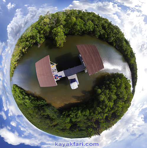 Flex Maslan kayakfari Crooked Creek chickee paddle everglades kayak camping ten thousand islands camp night photography aerial fisheye planet