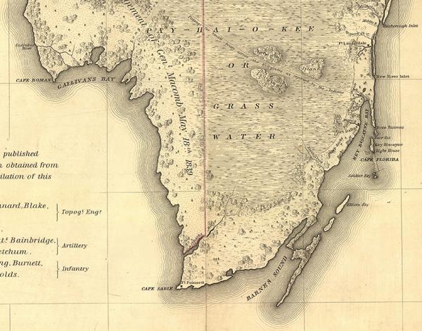Flex Maslan kayakfari photographer Chekika island kayak canoe everglades south florida 1839 Taylor map