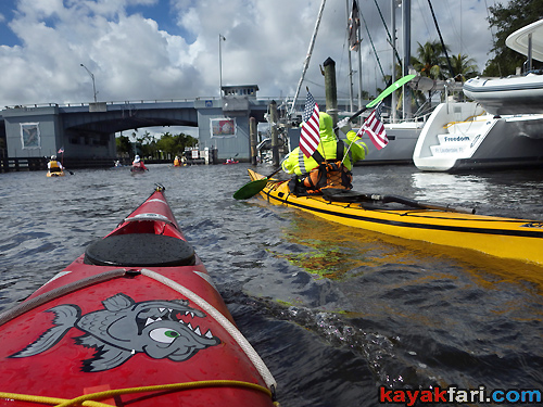 Flex Maslan kayak ft lauderdale kayakfari 911 heroes tribute paddle remember never forget usa 2016