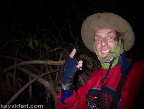 Flex Maslan kayakfari lost portage canepatch lonesome everglades kayak canoe shark river slough camp backcountry paddle wilderness mangrove experimental