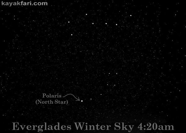 Flex Maslan winter everglades sky kayakfari stars photography night kayak moon ecplise lunar camp dark florida bay trails