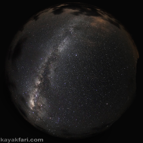 Flex Maslan everglades sky kayakfari stars photography night milky way fisheye florida bay landscape bubble 360