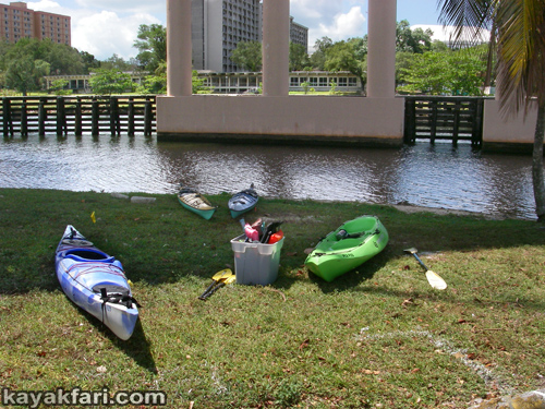 Flex Maslan kayak Miami river kayakfari paddle Biscayne bay south florida photography scenic history shipyard urban