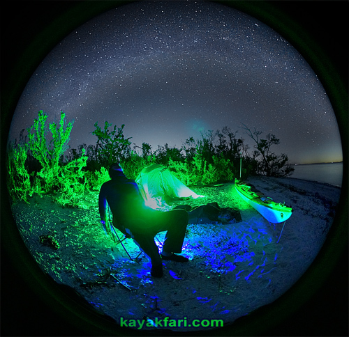 flex maslan kayakfari cape romano kayak camp irma storm eye paddle goodland hurricane impact erosion photography