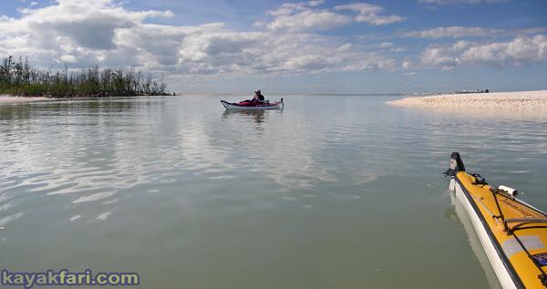 flex maslan kayakfari cape romano kayak camp irma storm eye paddle goodland hurricane impact erosion photography
