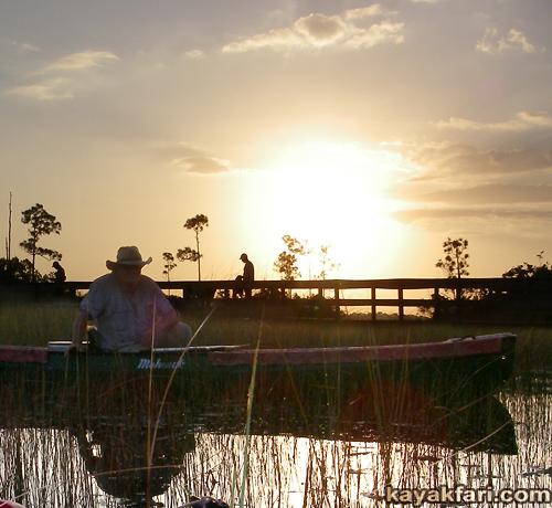 flex maslan kayakfari Mahogany hammock everglades kayak canoe grass paddle keith wasserman gladesmen explorer