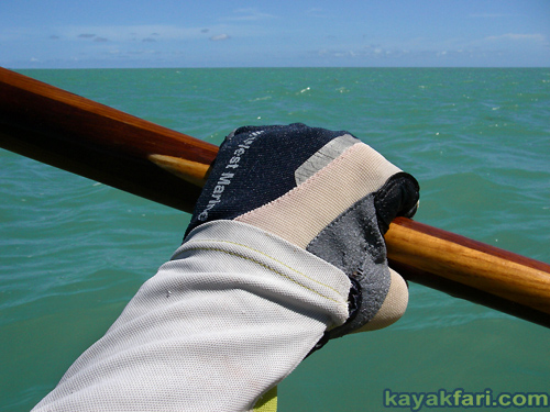 flex maslan everglades kayakfari summer heat kayak paddle camp surrender hot storms sun protection miami florida