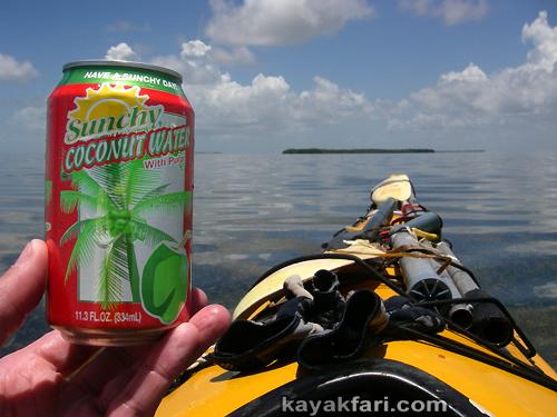 flex maslan everglades kayakfari summer heat kayak paddle camp surrender hot storms sun protection miami florida