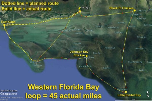 flex maslan kayakfari florida bay kayak loop summer paddle everglades chickee Camp mud flats tide turtle grass Keys heat satellite