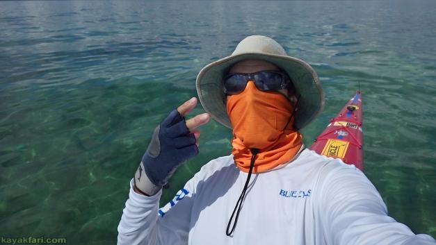 flex maslan Kayak miami paddle kayakfari boca chita biscayne bay black point lighthouse surfski keyhole open water