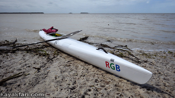 flex maslan kayakfari k1 everglades kayak florida bay fitness paddle east cape kirton tercel 420 trainer RGB