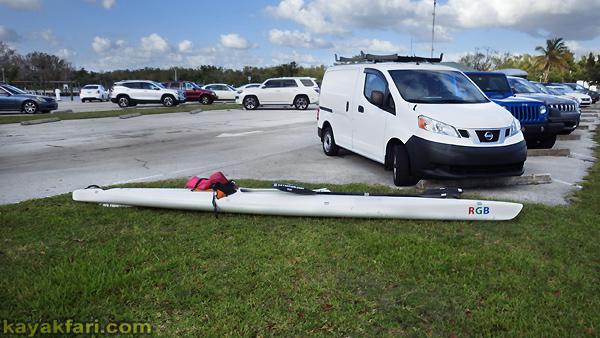 flex maslan kayakfari k1 everglades kayak florida bay fitness paddle east cape kirton tercel 420 trainer RGB easter