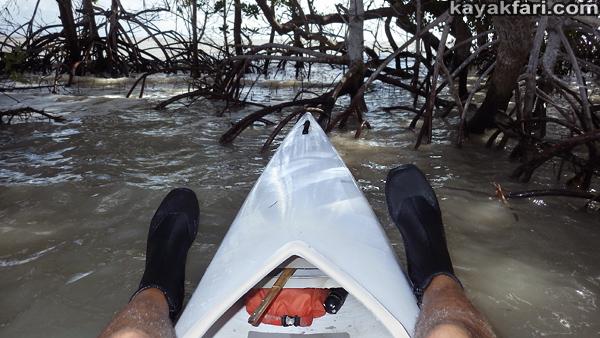 flex maslan kayakfari k1 everglades kayak florida bay fitness paddle east cape kirton tercel 420 trainer RGB rudder