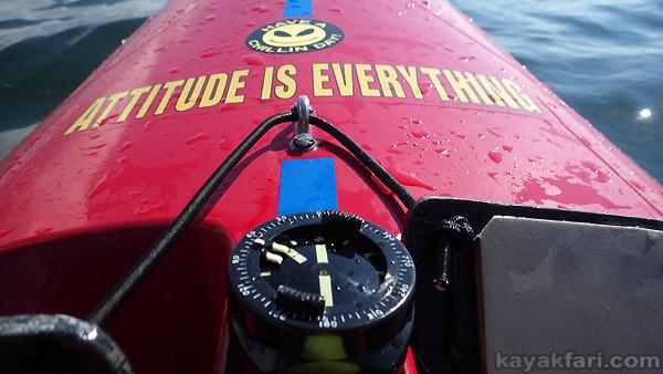 flex maslan Kayakfari carysfort reef lighthouse kayak paddle key largo pennekamp dive coral history photography surfski park compass