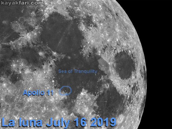 flex maslan photography kayakfari moon apollo landing lunar night sky 50 years saturn july 2019