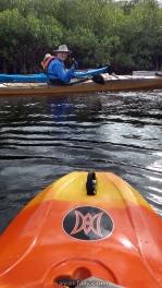 flex maslan kayakfari paddle kayak turner river everglades chokoloskee mangrove tunnel creek mound south florida