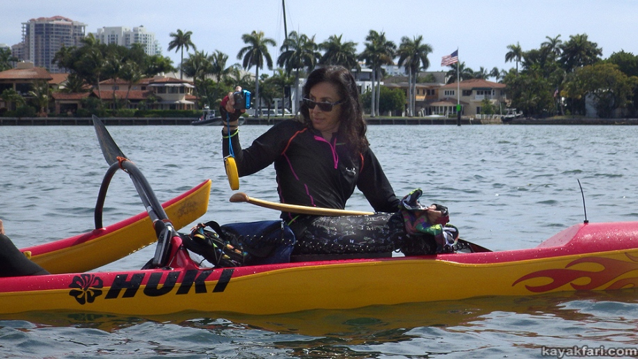 flex maslan kayakfari coronavirus kayak paddle covid-19 quarantine ft lauderdale photography port everglades social distancing