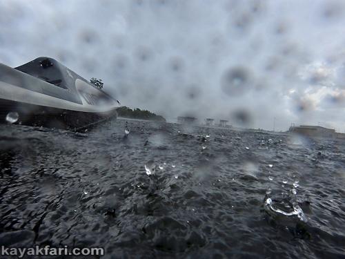 flex maslan kayakfari paddling rain sea kayak everglades photography song florida singing storm wet fun