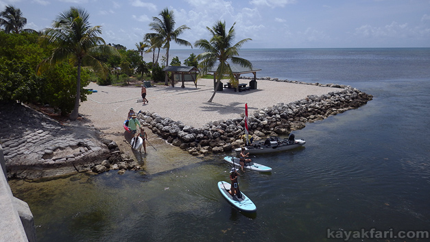 flex maslan Kayakfari reef american shoal lighthouse kayak paddle sugarloaf key dive history photography sammy creek