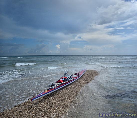 flex maslan Kayakfari reef sand key west lighthouse kayak paddle dive history photography surfski fort zachary taylor