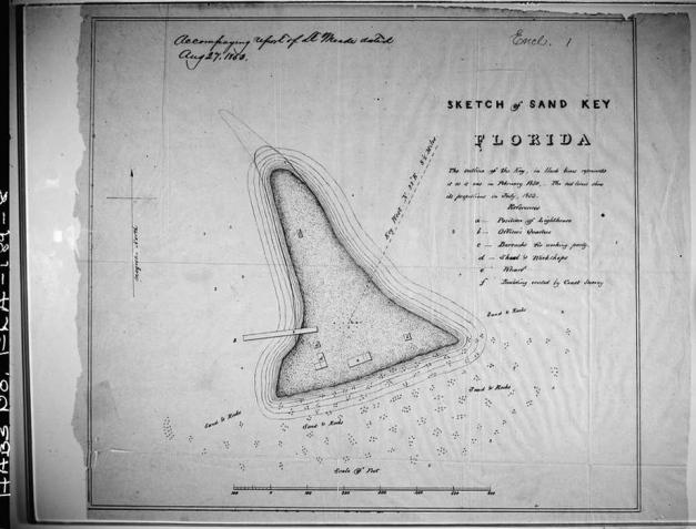 flex maslan Kayakfari reef sand key west lighthouse kayak paddle dive history photography surfski fort zachary taylor 1863