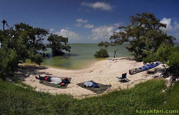 Flex Maslan Florida Bay kayakfari Kayak Everglades chickee paddle camping keys adventure photography stars