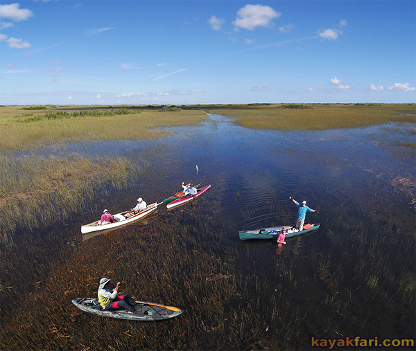 flex maslan kayakfari everglades shark slough pahayokee kayak high water paddle photography main street aerial
