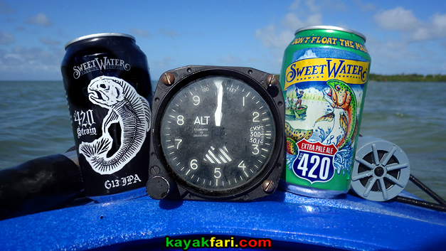 Flex Maslan Everglades kayakfari ranger led pour beer kayak altimeter rasta paddle photography tour humor florida 420